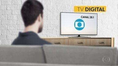 Número do canal da TV Globo muda em cinco cidades de Pernambuco - Bom Jardim, no Agreste, é o primeiro município a passar pela mudança.