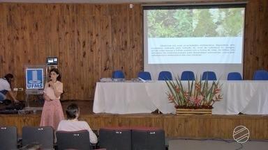 Seminário busca incentivar a produção e pesquisa da guavira em MS - Encontro na Universidade Federal de Mato Grosso do Sul (UFMS) reúne pesquisadores de diferentes instituições.