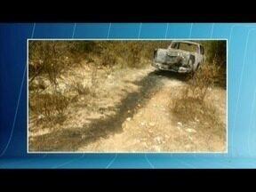 Polícia procura por delegado valadarense que mora na Bahia e está desaparecido - Carro do delegado foi encontrado carbonizado.