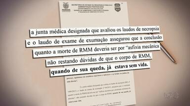 A RPC teve acesso ao relatório da polícia sobre a morte de Renata Maggiati - O relatório indiciou o médico legista do IML por ter feito uma perícia falsa.