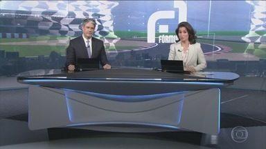Jornal Nacional - Íntegra 13 Abril 2018 - As principais notícias do Brasil e do mundo, com apresentação de William Bonner e Renata Vasconcellos.