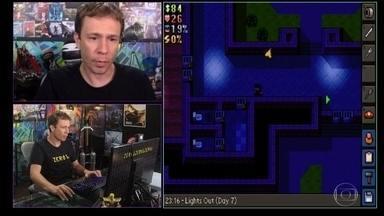 Tiago Leifert joga Sword Legacy: Omen - Narrativa do game foi criada pelo Arthur Protásio