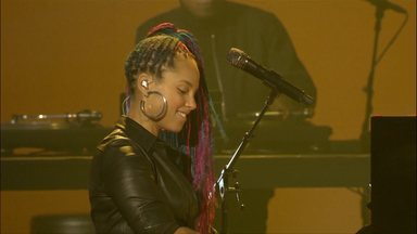 Alicia Keys Plays Baloise Sessions 2017