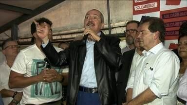 Solidariedade lança Aldo Rebelo como pré-candidato à presidência - Ex-ministro dos governos Lula e Dilma defende crescimento econômico