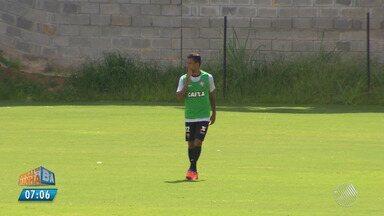 Vitória tem novo reforço para o Brasileirão - Confira as noticias do rubro-negro baiano.