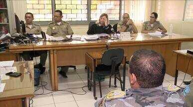 Justiça Militar começa a ouvir acusados de furtar R$300 mil do Banco do Nordeste - Justiça Militar começa a ouvir acusados de furtar R$300 mil do Banco do Nordeste