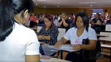 Começa a posse dos professores da Reme em Dourados, MS - A Secretaria Municipal de Educação tem o objetivo de recuperar o tempo perdido.