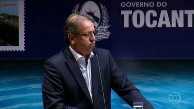 TSE mantém cassação do governador do Tocantins - O Ministério Público Eleitoral acusou Marcelo Mirando, do MDB, de caixa dois