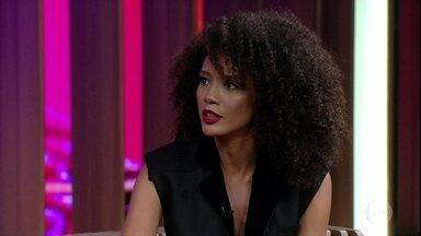 Taís Araújo fala sobre seu casamento com Lázaro Ramos - Atriz também comenta um pouco sobre a trama de Brau e Michele na quarta temporada da série 'Mister Brau'