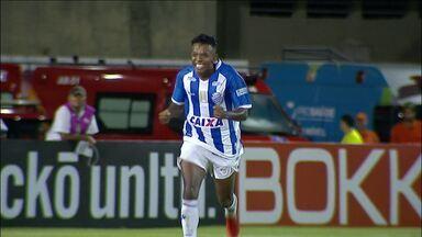 CSA 2 x 1 Goiás