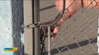 Polícia Civil de Ponta Grossa investiga furtos e vandalismo em locais públicos - Nem torneiras de metal escapam dos criminosos