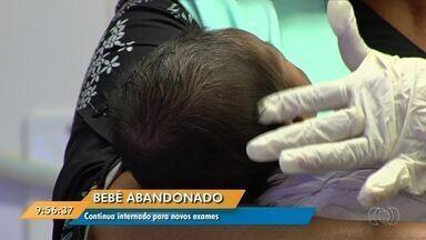 Anhanguera Notícias: Recém-nascido achado em lixeira passa por exames em hospital - Veja essa e mais notícias no Anhanguera Notícias.