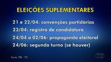 Confira os prazos estabelecidos pelo TRE para eleições suplementares - Confira os prazos estabelecidos pelo TRE para eleições suplementares