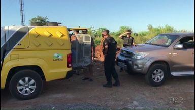 Operação em Capanema prende suspeitos de tráfico de drogas na região sudoeste - Seis pessoas foram presas.