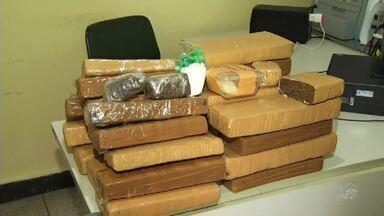 Raio realiza grande operação de apreensão de drogas - Saiba mais em g1.com.br/ce