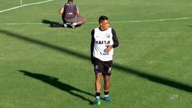 Cará se prepara para duelo contra São Paulo - Confira as novidades do Alvinegro