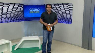 Confira a íntegra do Globo Esporte PB desta quinta-feira (19.04.2018) - Kako Marques apresenta os principais destaques do esporte paraibano.