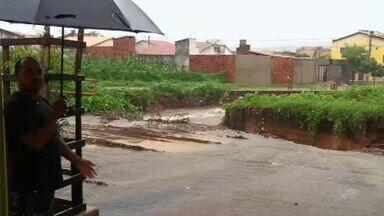 Juazeiro do Norte decreta situação de emergência devido a fortes chuvas - Confira mais notícias em g1.globo.com/ce