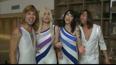 """JPB2JP: Entrevista com os cantores do espetáculo """"ABBA the History"""" - Em cartaz nesta quinta-feira no Teatro Paulo Pontes."""