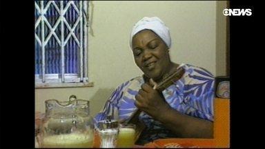 Dona Ivone Lara, a rainha do samba