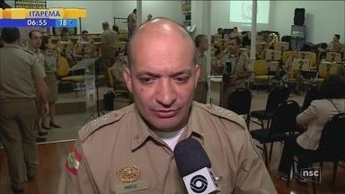 Morre em Florianópolis o tenente-coronel que criou o programa SOS Desaparecidos - Morre em Florianópolis o tenente-coronel que criou o programa SOS Desaparecidos