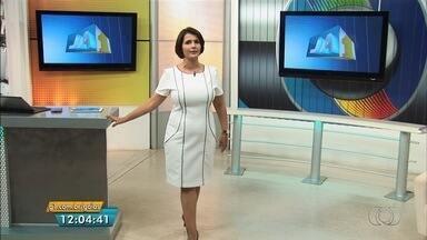 Veja os destaques do Jornal Anhanguera 1ª Edição desta terça-feria (24) - Trecho da Marginal Botafogo é liberado após obras, em Goiânia.