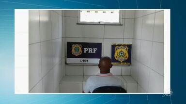 Polícia prende motorista alcoolizado na BR-116 - Saiba mais em g1.com.br/ce
