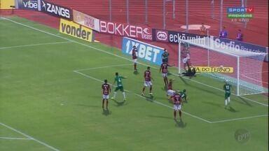 Confira os gols dos jogos que abriram a 3ª rodada da Série B do Campeonato Brasileiro - Confira os gols dos jogos que abriram a 3ª rodada da Série B do Campeonato Brasileiro