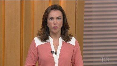 Bom Dia Brasil - Íntegra 26 Abril 2018 - O telejornal, com apresentação de Chico Pinheiro e Ana Paula Araújo, exibe as primeiras notícias do dia no Brasil e no mundo e repercute os fatos mais relevantes.