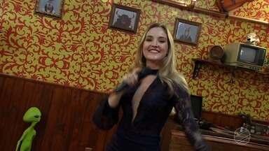 Balanço de Andreia Rios. É pra dançar! - Balanço de Andreia Rios. É pra dançar!