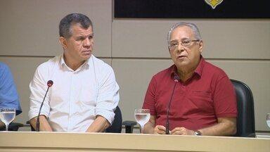 Amazonino Mendes avalia primeiros seis meses de governo - Ele assumiu o governo do Amazonas após eleição suplementar.