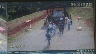 Exército fiscaliza empresa que utiliza materiais controlados no AM - Vistoria passou por Presidente Figueiredo.
