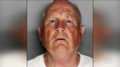 Polícia da Califórnia prende um dos homens mais procurados dos Estados Unidos - Ex-policial é acusado de 12 assassinatos e mais de 50 estupros.