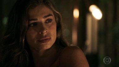 Lívia conta para Patrick que Mariano se encontrou com Sophia antes de desaparecer - Patricinha conta sua história para o advogado