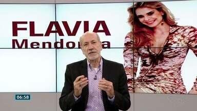 Música na Conversa: Edu Henning fala sobre a trajetória da cantora Flávia Mendonça - Ela é a maior representante do Espírito Santo no axé.
