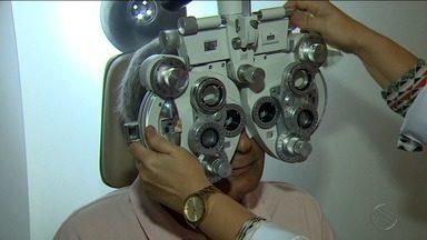Campanha 'Abril Marrom' busca prevenção às diversas espécies de cegueira - Mês destaca a importância do diagnóstico precoce para evitar a cegueira.