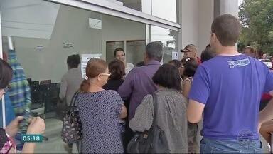 Doses de vacinam contra a gripe acabam em algumas cidades - Doses de vacinam contra a gripe acabam em algumas cidades