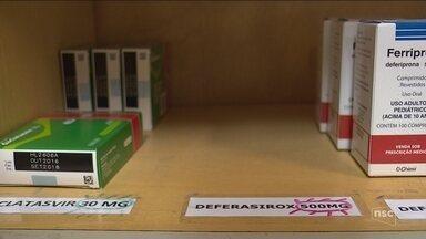 Farmácia da UFSC, em Florianópolis, registra nova falta de medicamentos - Farmácia da UFSC, em Florianópolis, registra nova falta de medicamentos