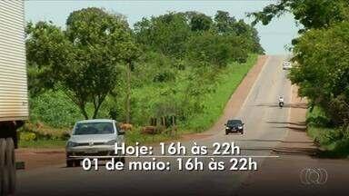 Feriado do Trabalhador: PRF reforça fiscalização nas rodovias do Tocantins - Feriado do Trabalhador: PRF reforça fiscalização nas rodovias do Tocantins