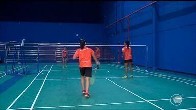 Apesar das dificuldades, Piauienses ficam em 5º lugar no mundial de Badminton na Índia - Apesar das dificuldades, Piauienses ficam em 5º lugar no mundial de Badminton na Índia