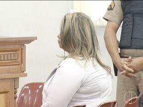 Condenação de ex-agente acusada de matar marido é destaque no G1 - Advogado de acusação informou que a condenação foi por homicídio simples; cunhada da vítima disse que a condenação traz alivio para a família, pois 'prova que ele não é suicida'.
