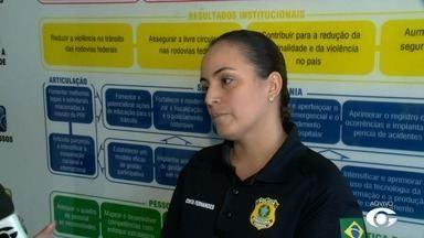 PRF intensifica operação no feriadão do Dia do Trabalhador - Operação começou nesta sexta-feira.