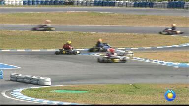 Circuito Paladino recebe a 3ª etapa do Campeonato Paraibano de Kart - Ao todo, serão 13 categorias em disputa