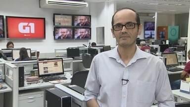 Confira os destaques do G1 Amazonas para esta sexta (27) - Leandro Tapajós tem as informações.