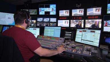 Conheça os bastidores da Globo em Minas - Saiba como é a rotina do trabalho e descubra curiosidades dos estúdios, das gravações e das transmissões ao vivo.