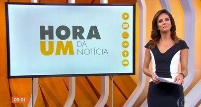 Hora 1 - Edição de segunda-feira, 30/04/2018 - Os assuntos mais importantes do Brasil e do mundo, com apresentação de Monalisa Perrone