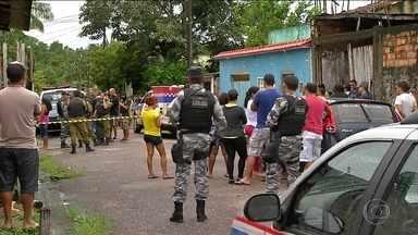 Após execução de PM, dez pessoas são assassinadas na Grande Belém - Polícia investiga se os casos têm relação. A cabo Maria de Fátima vinha sofrendo ameaças de morte e tinha segurança de policiais.