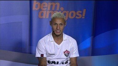 Neilton comenta derrota do Vitória para o América-MG no Brasileirão