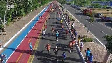 Circuito Clube corrida de rua: corredores invadem ruas de Teresina - Circuito Clube corrida de rua: corredores invadem ruas de Teresina