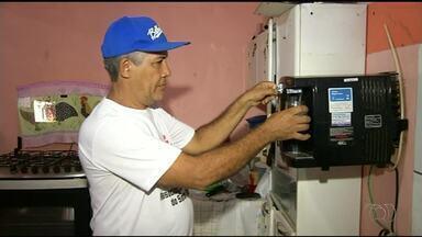 Água oferecida em setores de Araguaína está fora dos padrões do Ministério da Saúde - Água oferecida em setores de Araguaína está fora dos padrões do Ministério da Saúde